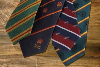 rugby ties